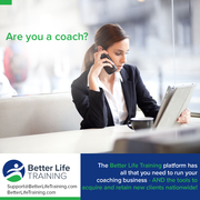Promote your expertise by coaching the clients with best tools.